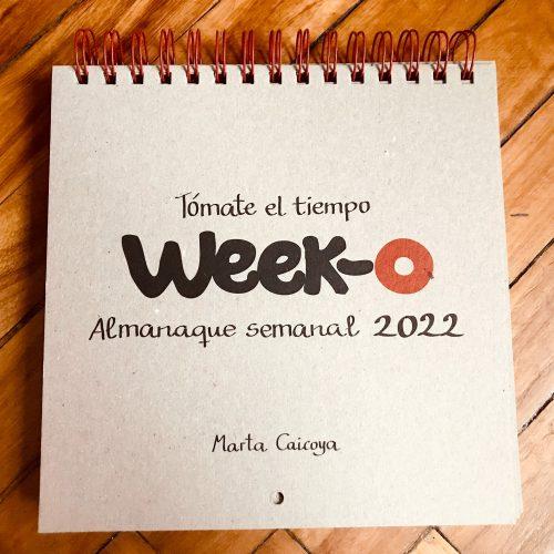 almanaque week-o 2022