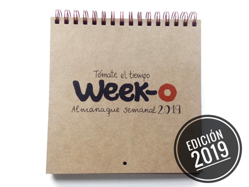 almanaque week-o 2019