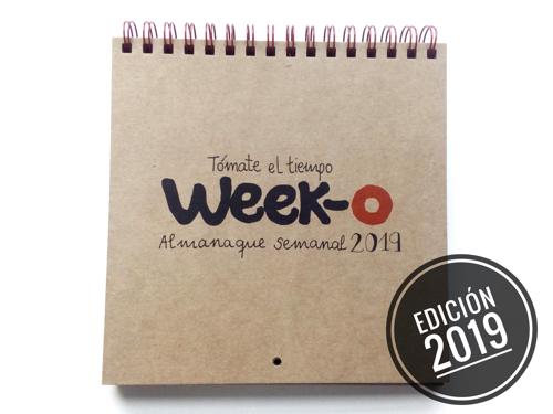 almanaque week-o 2019