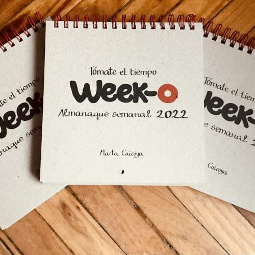 Pack descuento 3 almanaques week-o 2022