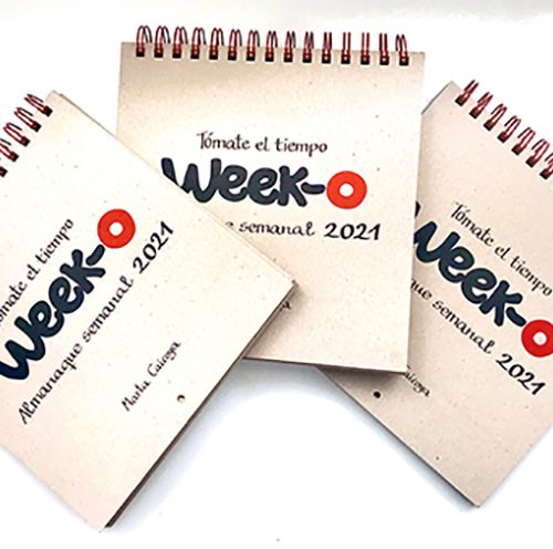 Pack descuento 3 almanaques week-o 2021